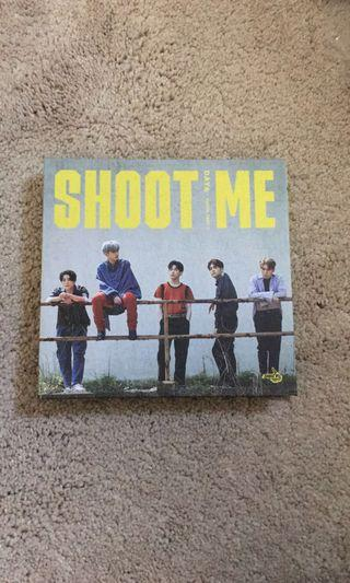 Day6 Shoot me album