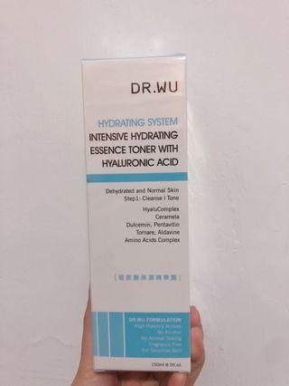 🚚 Dr.Wu坡尿酸保濕精華露