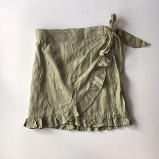 Glassons Wrap Skirt