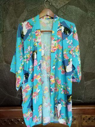 Outer ala kimono japan