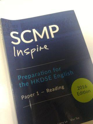 scmp inspire hkdse english reading exercises