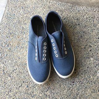 ESCARIO & FORTUNA Laceless Sneakers