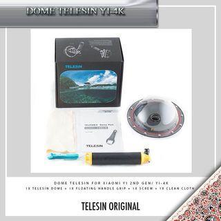 "Telesindo Dome Port 6"" for YI 4k include underwater case"