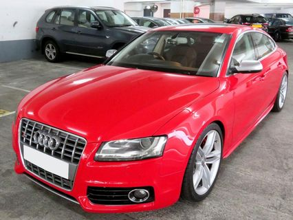 Audi A5 SPORTBACK 1.8 TFSI S LINE