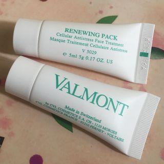 (清貨) Valmont Renewing pack