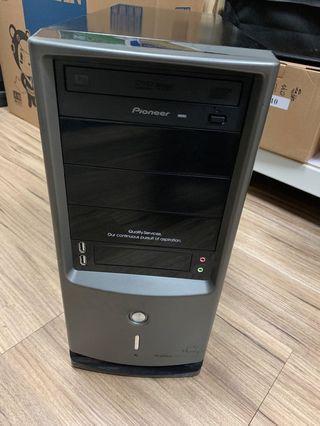 電腦桌機 無硬碟