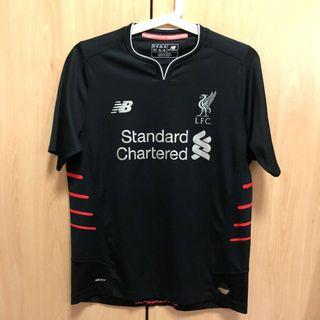 SALE AUTHENTIC Liverpool Jersey Away Black