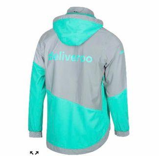 🚚 Deliveroo Jacket (S) (Brand New in Plastic)