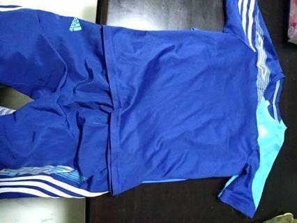 Adidas boys sports outfit