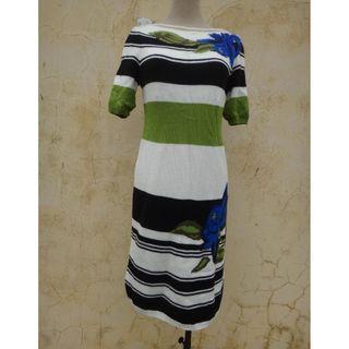 正品 iROO 羊毛 針織洋裝 size: 38