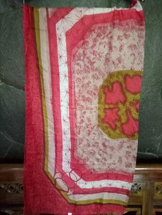 Silk hijab segi 4