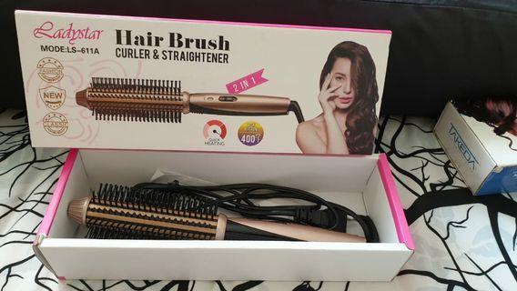 Catokan hairbrush
