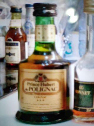 陳年百利来三星干邑酒辦一支。
