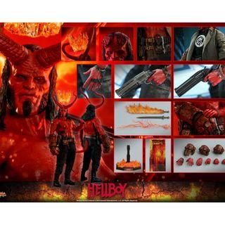 PO: Hot Toys MMS527 Hellboy 1/6th scale Hellboy Collectible Figure