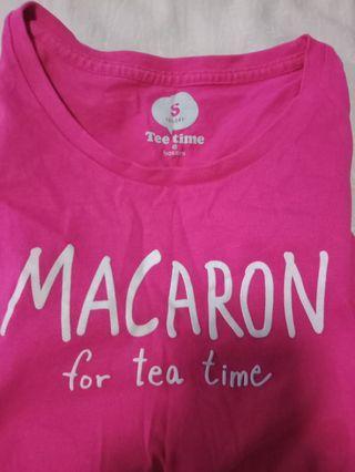 🚚 bossini macaron tee shirt top