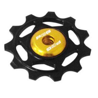 PRGcycle PJW-04 Jockey wheel 11T Black color