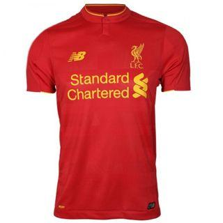 BNWT Liverpool Jersey 16/17