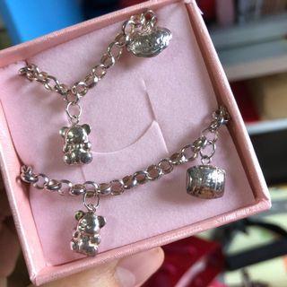純銀寶寶滿月手鍊
