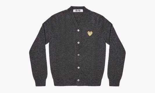 CDG Play Cardigan Sweater