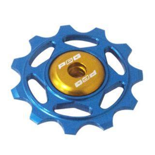 PRGcycle PJW-04 Jockey wheel 11T Blue color