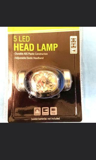 Head lamp / Light