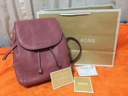 🚚 Authentic Michael Kors Riley Backpack
