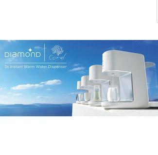 Diamond Coral water bar
