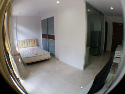 Dunearn Suites, Studio unit near to nature and MRT.
