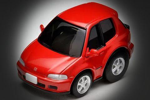 Choro Q Honda Civic EG6 Red