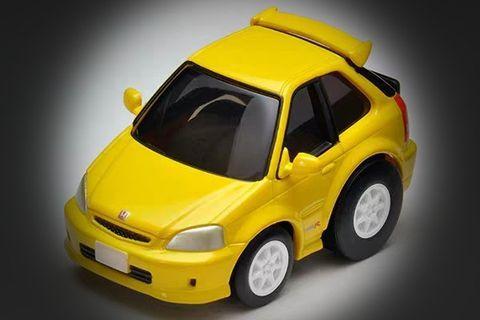 Choro Q Honda Civic Type R EK9