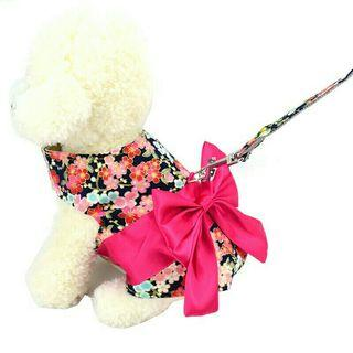 [Pre-Order] Dog Pet Vest Harness Kimono Japanese Style