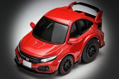 Choro Q Honda Civic Type R FK8