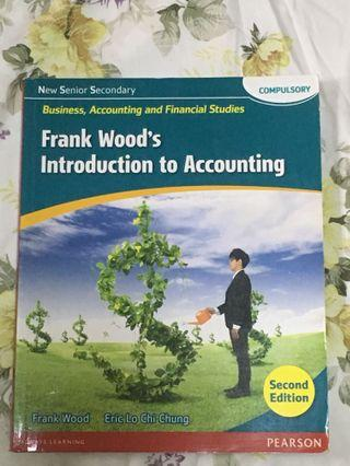 BAFS Introduction to Accounting