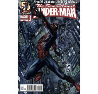 THE SENSATIONAL SPIDER-MAN #33.1 & #33.2 (2012) Complete set