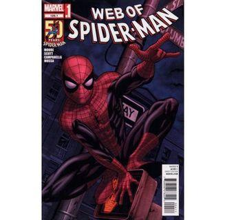 WEB OF SPIDER-MAN #129.1 & #129.2 (2012) Complete set