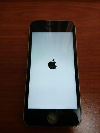 Iphone 5 spare part apple id lock