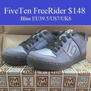 Five Ten Freerider MTB Shoes Size EU39.5/US 7/UK 6 $138/$148
