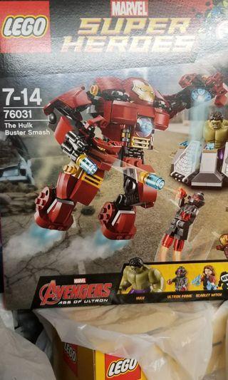 Lego 76031