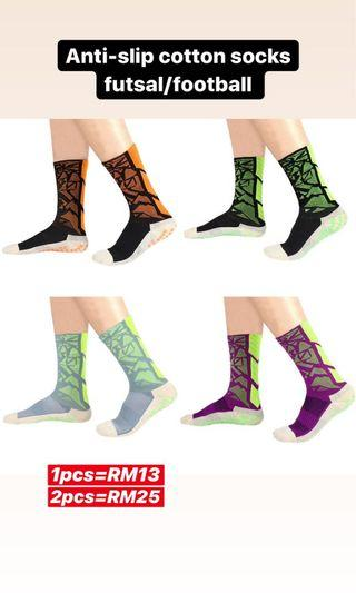 Anti Slip cotton Socks futsal