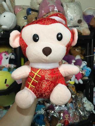 Monkey in chinese costume