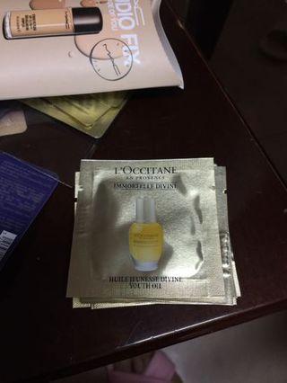 Loccitane Youth Oil 1ml