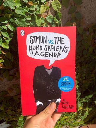 Love Simon new novel