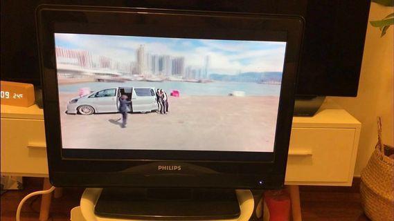 19吋 Philips 電視機