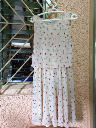 Unica Hija Maxi dress