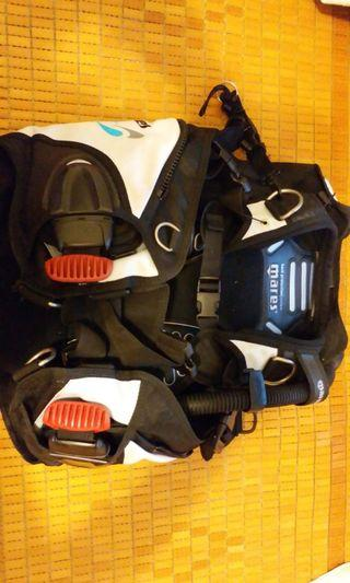 Mares Diving BCD M size