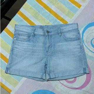 Jeans Shorts Uniqlo Size 27