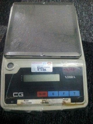 Weighting Scale