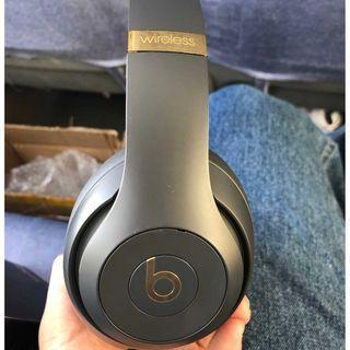 beats studio3 魅影灰全新