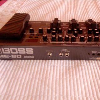 Boss ME80 Guitar Multi Effect