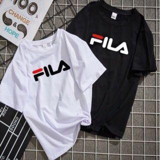 FILA Tshirt High Quality Cotton